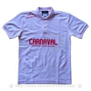 画像1: CARNAVALポロシャツ PINK